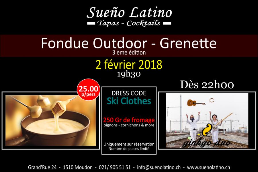 FOG «Fondue Outdoor Grenette»