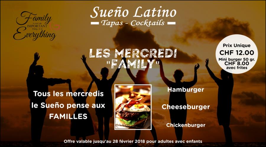 MERCREDIS «FAMILY»