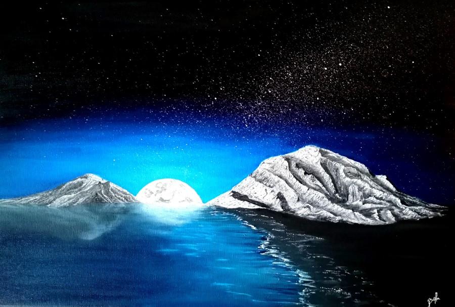 Exposition Peinture Sylvain BEFFA